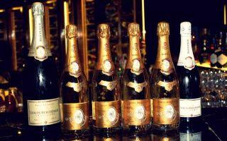 Шампанское Сristal (Кристалл): описание марки