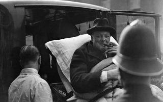 Коньяк «Черчилль»: описание, история и особенности марки