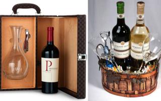 Как выбрать винный набор для подарка: несколько идей и рекомендаций