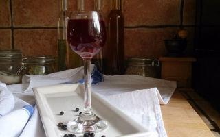 Вино из бузины в домашних условиях — рецепты из цветков и ягод
