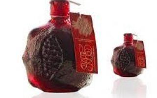 Как правильно пить гранатовые вина: советы специалистов и культура употребления