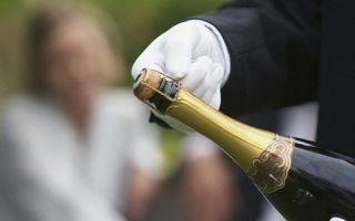 Как открыть шампанское – правильный и безопасный способ