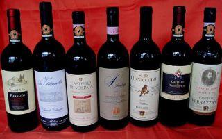 Вино Chianti (Кьянти): подробности о красном сухом напитке и его разновидности