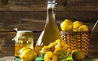 Вино из айвы в домашних условиях – простой рецепт приготовления