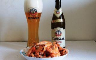 Пиво Эрдингер (Еrdinger): описание, история и виды марки