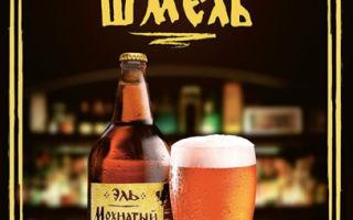 Пиво Эль Мохнатый Шмель: описание, история и виды марки