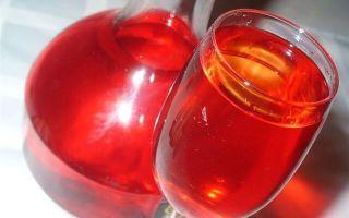 Водка, самогон и спирт на барбарисе – рецепт настойки