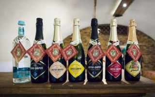 Шампанское абрау дюрсо: описание, история и виды марки