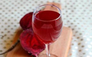 Домашнее вино из свеклы: состав и технология изготовления красивого алкоголя
