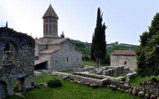 Технологии производства грузинского вина и основные виды