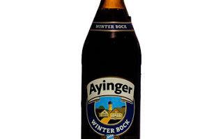 Зимнее сезонное пиво: особенности стиля