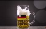 Немецкое пиво: особенности, виды, сорта, популярные марки