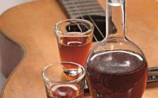 Рецепт настойки из ирги на водке, спирте и самогоне