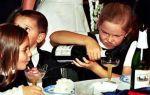 Детское шампанское – обычная газировка в праздничной обвертке