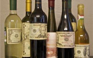 Подробное описание методов определения качества вина в домашних условиях