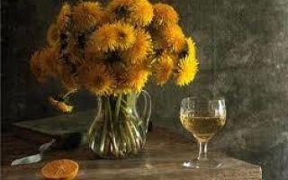 Домашнее вино из акации: простая технология изготовления цветочного напитка