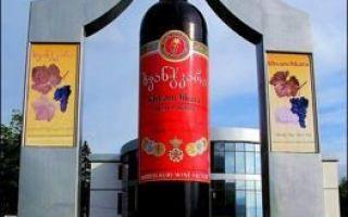 Вино Khvanchkara (Хванчкара): происхождение и главный секрет грузинского рубинового напитка