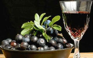 Домашние настойки из черноплодной и красной рябины — рецепты