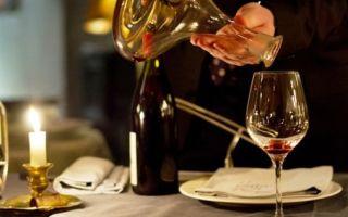 Как правильно декантировать вино – описание процесса и советы