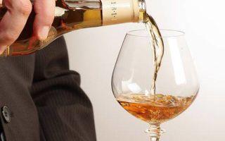 Осадок в коньяке: причины появления в бутылке и вред