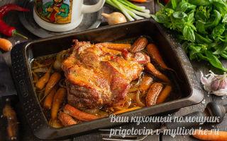 Свинина в пиве – рецепты для сковородки, духовки и мультиварки
