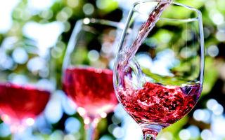 Розовые вина – особенности культуры употребления
