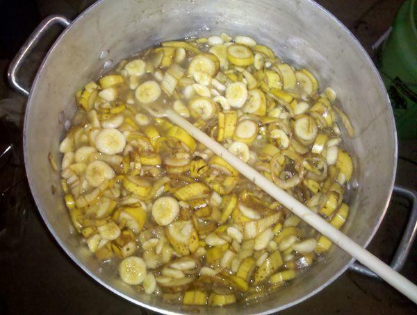 Вино из бананов в домашних условиях – рецепт приготовления