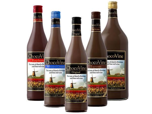 Шоколадное вино: понятие, известные марки, домашний рецепт