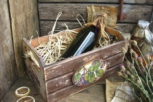 Вино из хурмы в домашних условиях – правильный рецепт