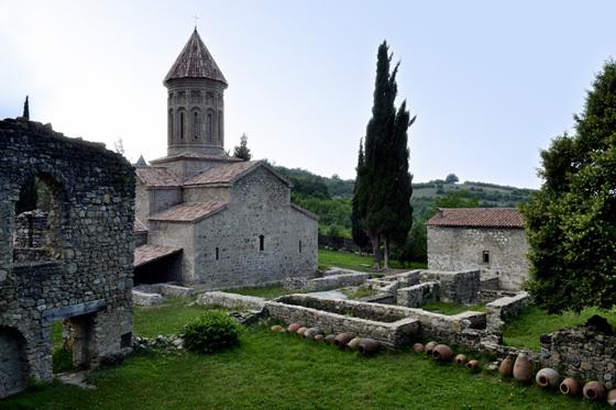 Грузинские вина: особенности, история, виды и названия