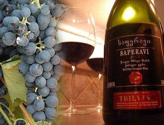 Грузинское вино Саперави: особенности и культура употребления
