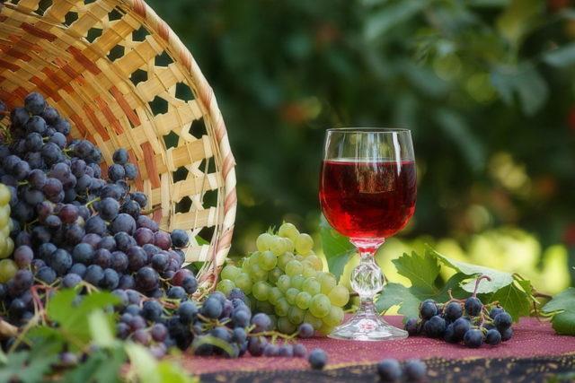 Плесень на вине из винограда, что делать{q}