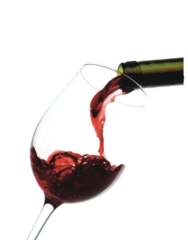 Состав вина – кислоты, витамины и микроэллементы