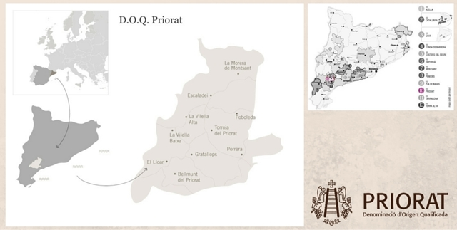 Вина Приората: особенности, история, виды, известные марки