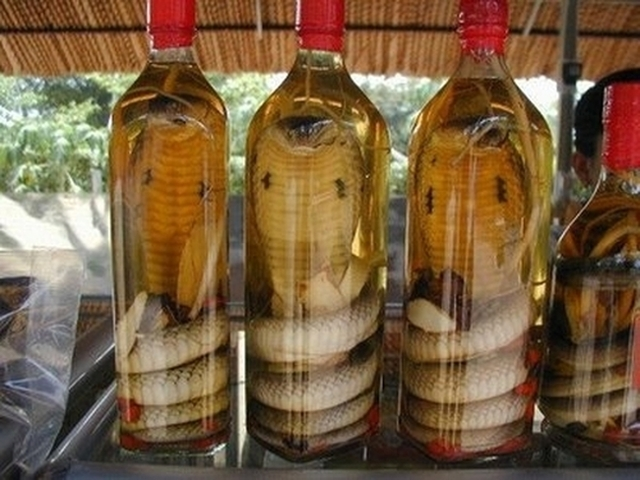 Цсонгсул: понятие и технология производства вина из фекалий