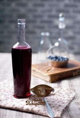 Домашнее вино из голубики по простому рецепту