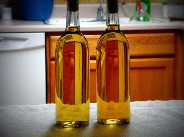 Возможность осветления вина косметической глиной