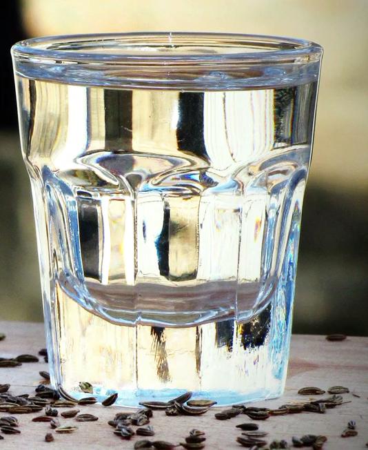 Кюммель (настойка тмина на водке) в домашних условиях