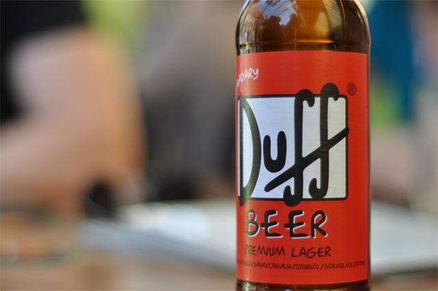 Пиво duff (Дафф): описание, история и виды марки