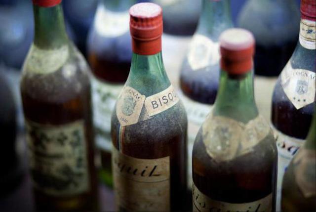 Коньяк Бисквит (bisquit) – описание, история и виды марки