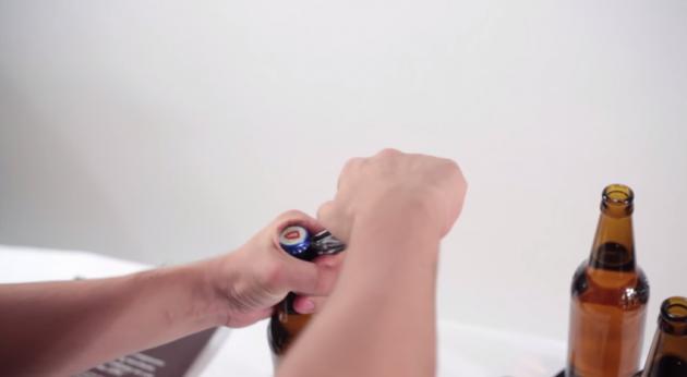 Как открыть пиво без открывалки – 4 лучших способа и видео