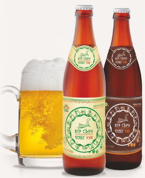 Пиво Букет Чувашии: описание, история и виды марки