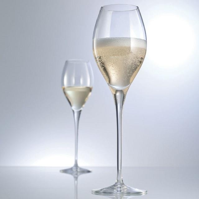 Как выбрать бокалы для шампанского: фужеры, кубки, тюльпаны…