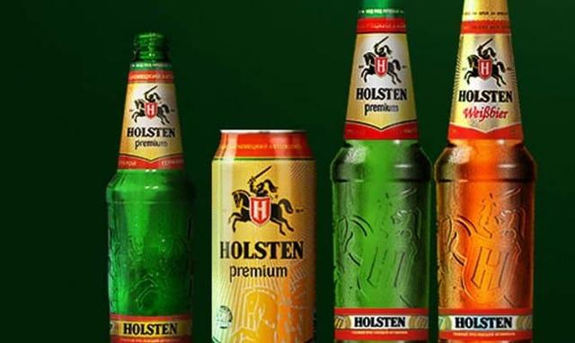 Пиво Хольстен (holsten): описание, история и виды марки