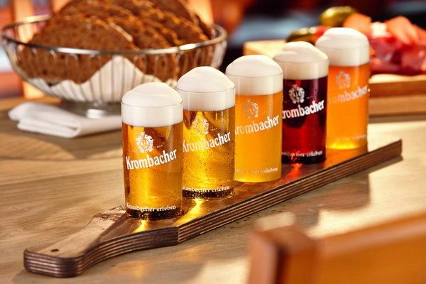 Пиво Кромбахер (krombacher): описание, история, виды