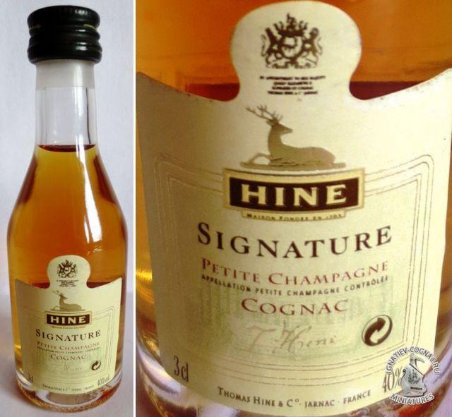 Коньяк Хайн (hine) – описание, история и виды марки