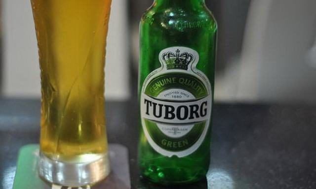 tuborg green (Туборг Грин)