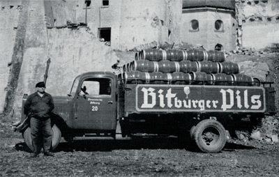 Пиво Битбургер (bitburger): описание, история и виды марки