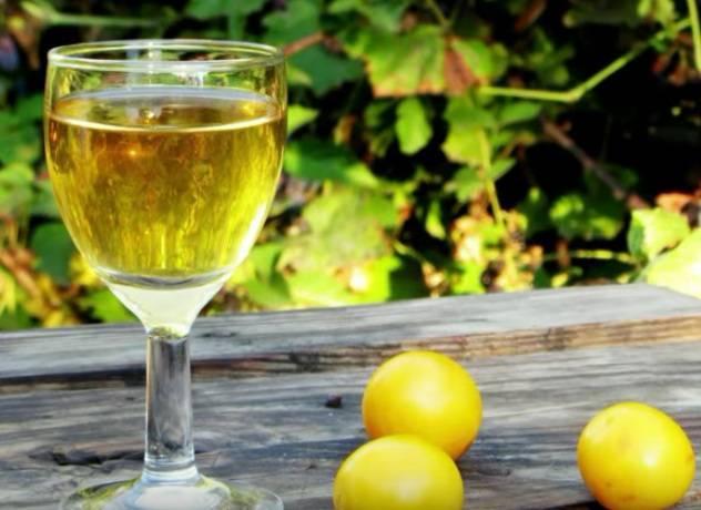 Настойка из алычи в домашних условиях – рецепт на водке