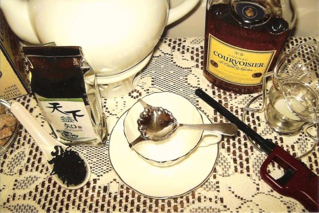 Чай с коньяком – рецепты, пропорции и польза для здоровья